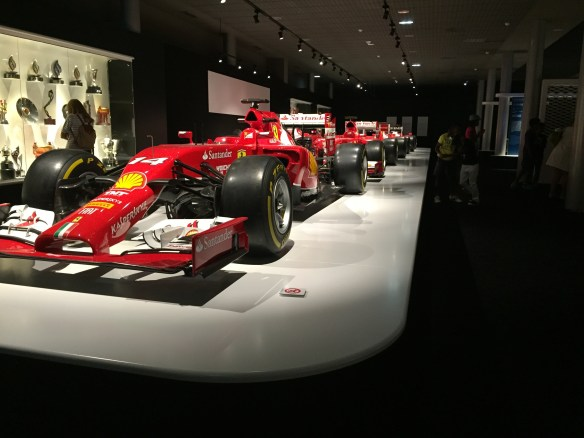 Museo Fernando Alonso125
