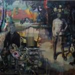 munch`s gretchen 2016 Öl auf Leinwand 200 x 220 cm