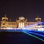 Reichstag 3 -Berlin- 2012 Foto auf Alu Dibond 60x80cm