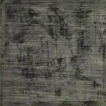küken, 2010, Wachs und Pigment auf Holz, 100 cm x 100 cm