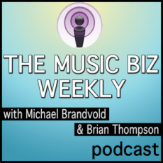 The Music Biz Weekly Podcast