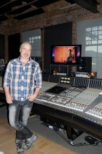 Mixing Engineer Mike Fraser