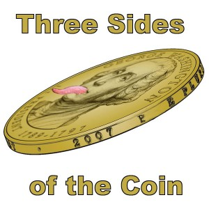 Three Sides of the Coin KISS Podcast