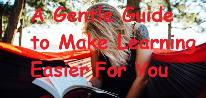 A Gentle Guide to Make Learning Easier For You