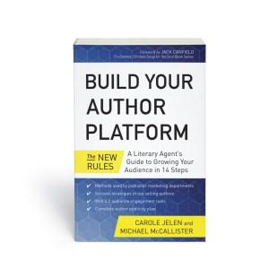 Cover of Build Your Author Platform