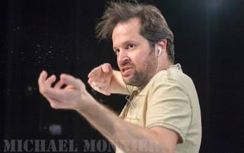 Mohsen El Grabi - pièce Le Dernier Rôle - Au MAI