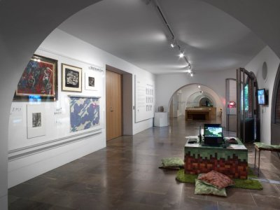 Whitworth Art Gallery Installations Michael Pollard