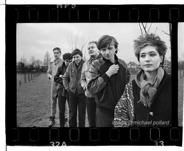 Mark E Smith The Fall 1984 03