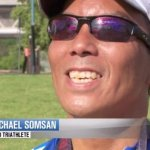 Blind veteran aims to complete Tempe Ironman