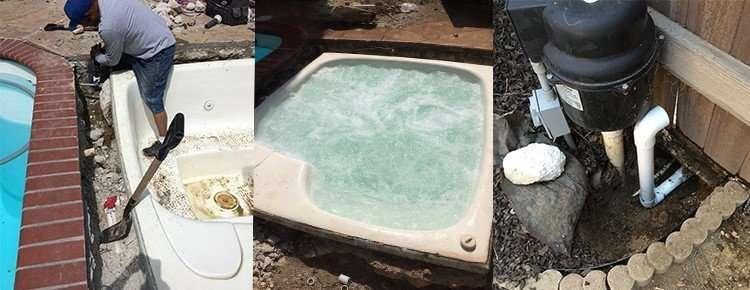 Spa Plumbing Repair Simi Valley Ca Michael S Pool