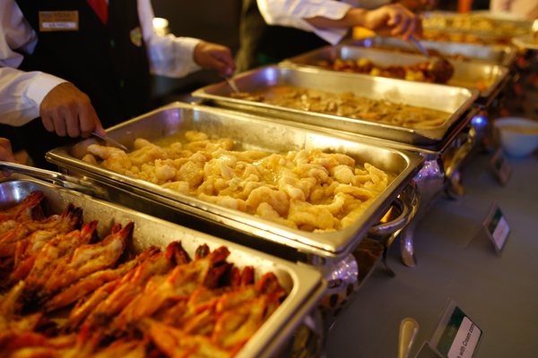 Top 5 catering services in manila for Best catering services