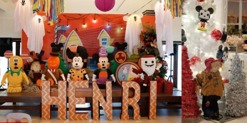 Henri's Mickey Halloween Party