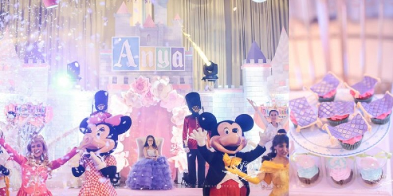 Anya's 7th: A Magical Disneyland Parade