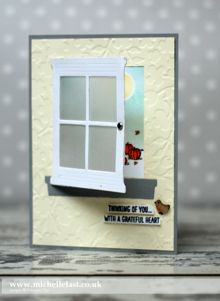 Happy Scenes Amp Hearth Amp Home Framelits From Stampin Up