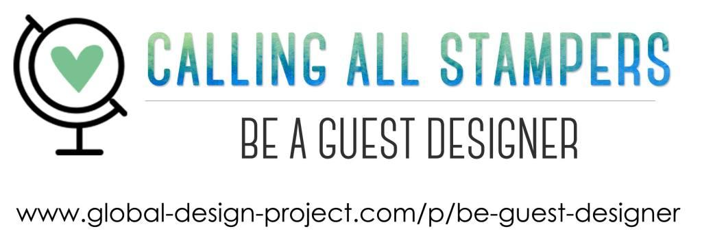 Guest stamper for Global Design Project