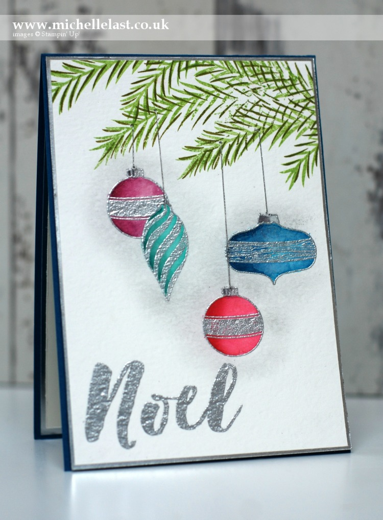 Forever evergreen stampin Up