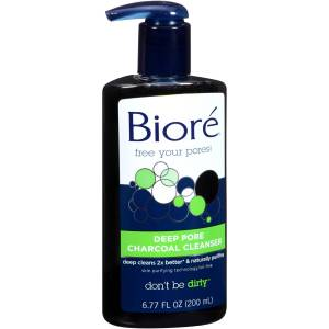 biore-deep-pore-charcoal-cleanser