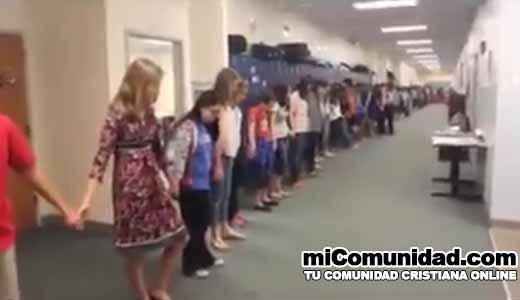 La oración debe volver a las escuelas de los EE.UU.
