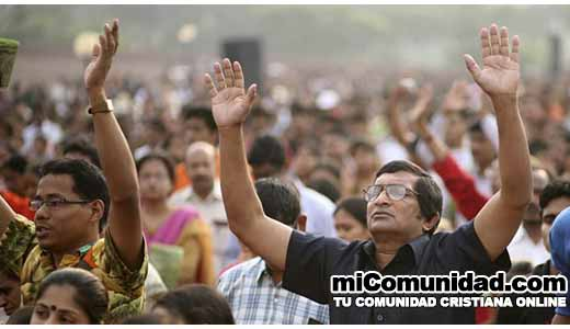 El Cristianismo en Bangladesh va en aumento
