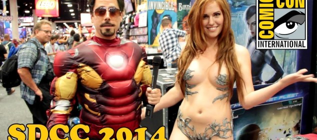 Comic-Con Cosplay Best Cosplay 2014 #YouTube