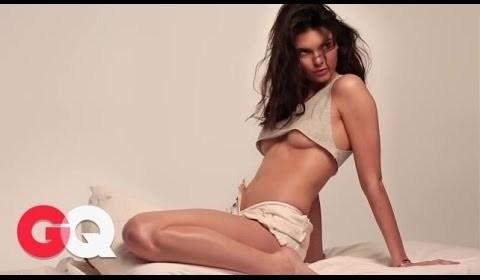 Kendall Jenner @ Revista GQ #YouTube