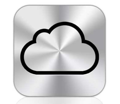 Apple's iCloud Logo