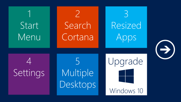 5 Reasons to Upgrade to Windows 10