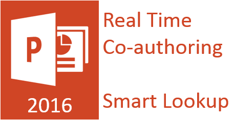 What's new in PowerPoint 2016