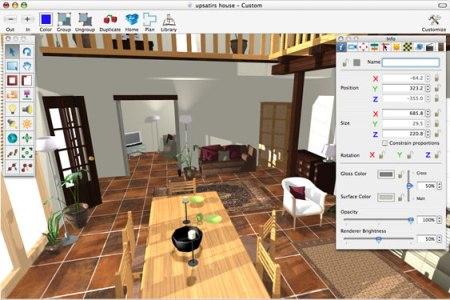 interiors features | create realistic interiors