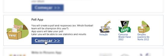 enquete poll app facebook app builder Aprenda como fazer enquetes no Facebook