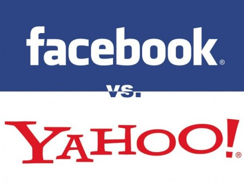 facebook vs yahoo 2012 Yahoo vs Facebook pode ser o novo Apple vs Android