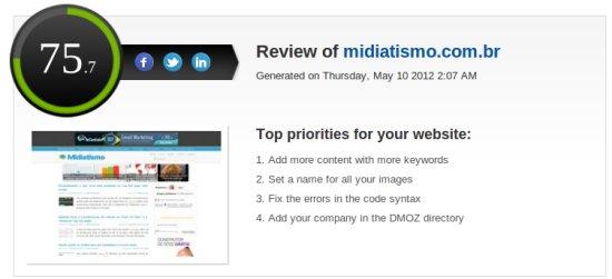 Sim, Midiatismo pode melhorar várias coisas ainda :)