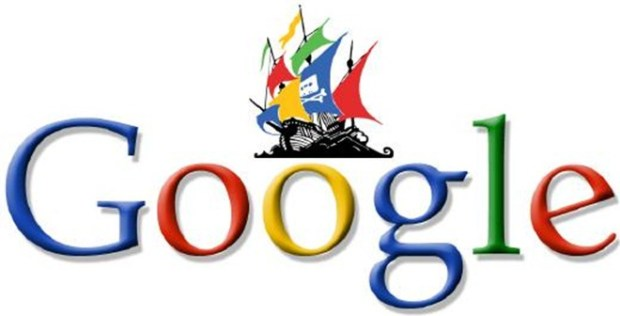 google logo e pirataria 640x327 Google vai punir sites com pirataria. Ser que  s pela bondade?