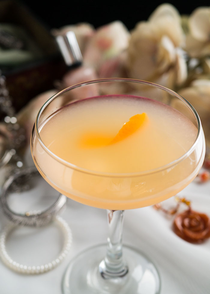 The Brazilian Heiress : A Cachaça Cocktail