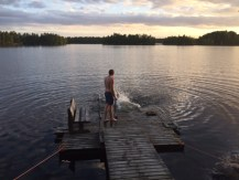 Midlife Sentence | Sauna in Finland