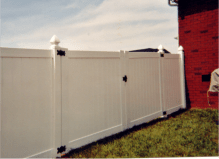 Tennessee Privacy Fence