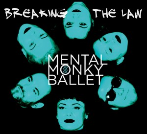 Mental Monky Ballet EP front cover