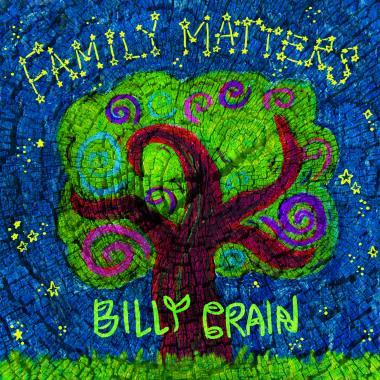 Rock Legend Billy Crain Releases New Album Family Matters