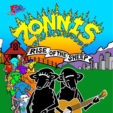 Zonnis Release Rise of the Sheep