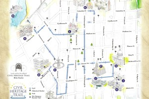 Civil Heritage Trail Debuts in Downtown