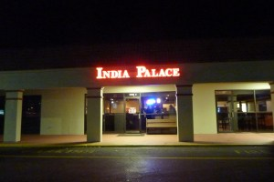 Welcome Back, India Palace!
