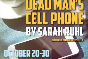 Cloverdale Playhouse: Dead Man's Cell Phone