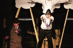 Cloverdale Playhouse: The 39 Steps