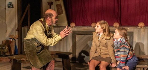 Pinocchio at the Playhouse