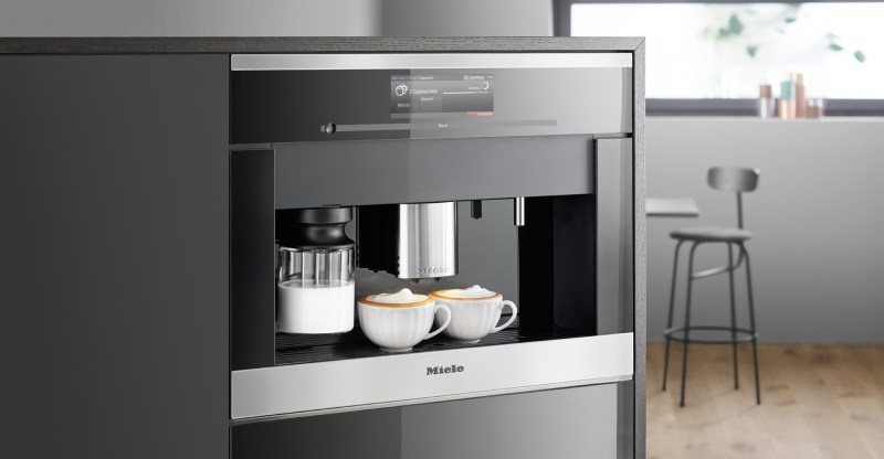 Large Of Built In Coffee Maker