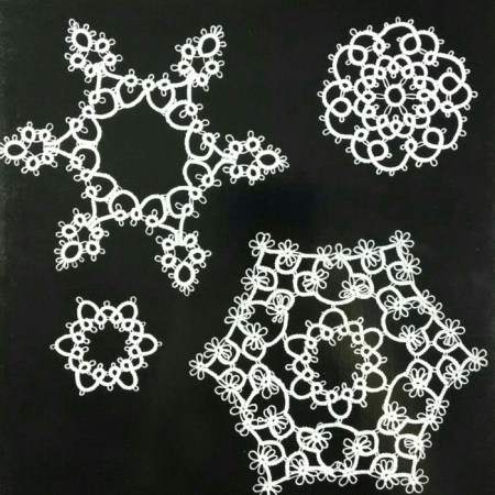 Easy Tatting by Rozelle F LInden
