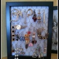 Gör din egen smyckesförvaring eller display