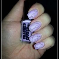 Krackelerade naglar