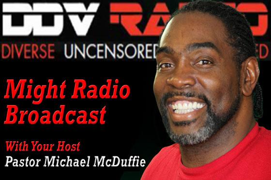 The Might Radio Broadcast Podcast