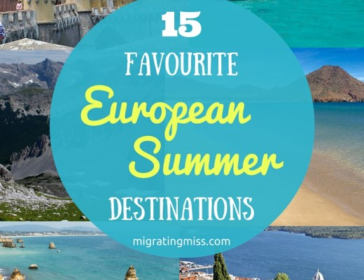 Best European Summer Destinations